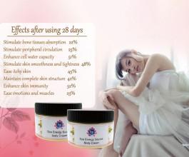 Spa Energy Source Body Cream