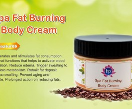 Spa Fat Burning Body Cream