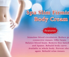 Spa Slim Firming Body Cream