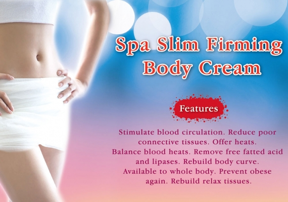 Spa Slim Firming Body Cream